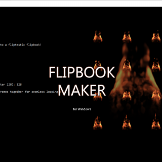 Flipbook Maker for Unreal Engine 4